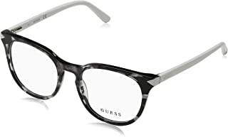 9db1578e0c Guess GU2672 Monturas de Gafas, (Negro Lucido), 50.0 Unisex Adulto