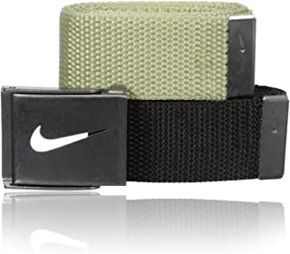 Nike Men's 2-In-1 Web Tin Solid
