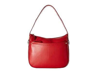 Cole Haan Tali Hobo (Barbados Cherry) Hobo Handbags
