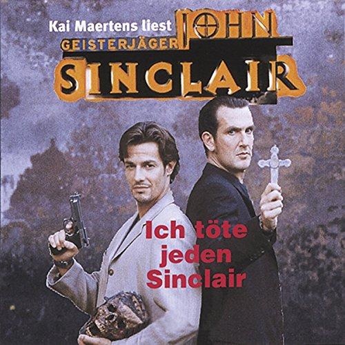 Ich töte jeden Sinclair audiobook cover art