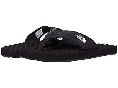 The North Face Base Camp Flip-Flop II (TNF Black/TNF White) Men