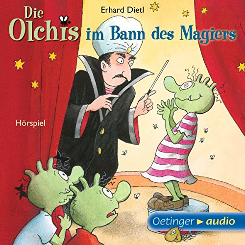 Die Olchis im Bann des Magiers                   By:                                                                                                                                 Erhard Dietl                               Narrated by:                                                                                                                                 Rainer Schmitt,                                                                                        Eva Michaelis,                                                                                        Stephanie Kirchberger                      Length: 2 hrs and 8 mins     Not rated yet     Overall 0.0