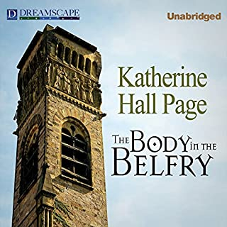 The Body in the Belfry cover art
