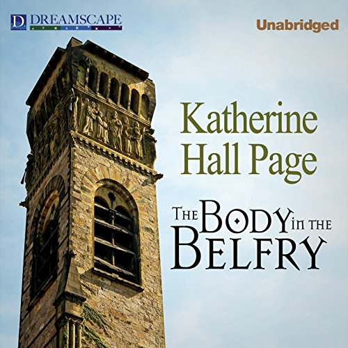 The Body in the Belfry audiobook cover art