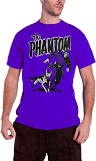 Officially Licensed The Phantom & Devil T-Shirt (Purple)