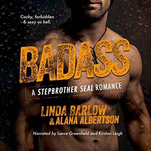 Badass audiobook cover art
