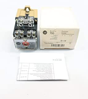 ALLEN BRADLEY 700-P400A1 Control Relay 115-120V-AC SER D