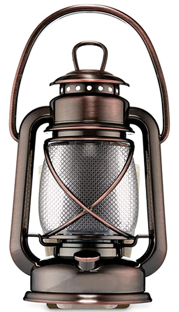 緯度アンカー反論者バス&ボディワークス ランタン ナイトライト ルームフレグランス プラグインスターター (本体のみ) プラグイン芳香剤