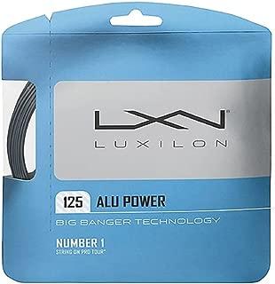 Luxilon Big Banger ALU Power 125 Tennis String