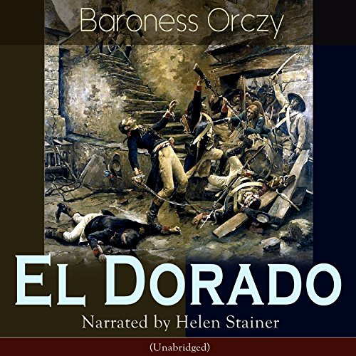 El Dorado audiobook cover art