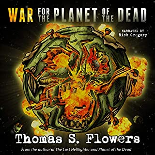 War for the Planet of the Dead cover art