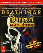 Deathtrap Dungeon Map Book (PC Version) de S. Smith