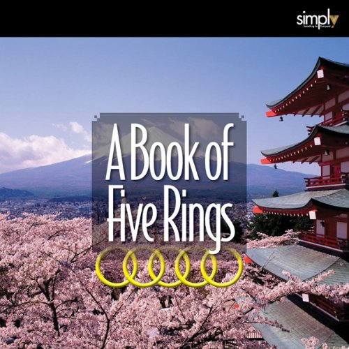 A Book of Five Rings audiobook cover art