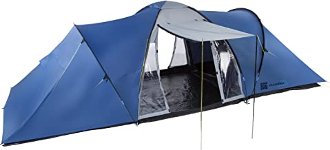 Skandika Water Resistant Harstad Unisex Outdoor Dome Tent Available in Blue - 6 Persons