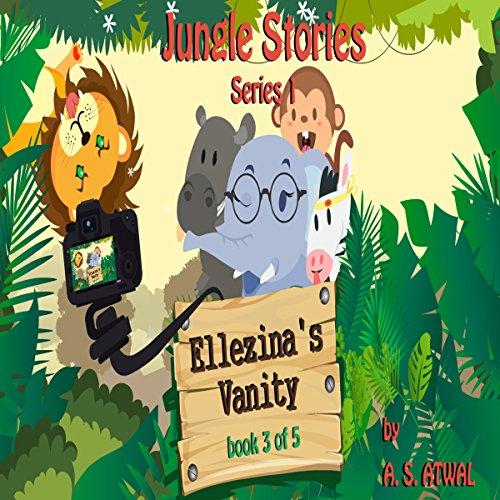 Ellezina's Vanity audiobook cover art