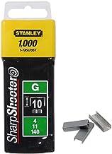 Stanley - G Grapas (4/11/140) 1000Un 10Mm