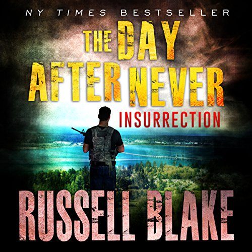 The Day After Never: Insurrection audiobook cover art