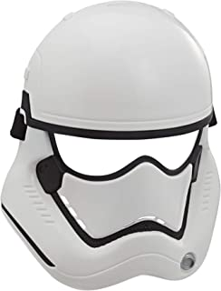 Star Wars First Order Stormtrooper Mask for Kids Roleplay & Costume Dress Up, Toys for Kids Ages 5 & Up