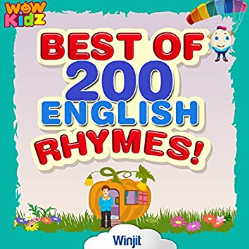 Best of 200 English Rhymes!