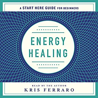 Energy Healing audiobook cover art