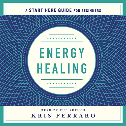 Energy Healing audiobook cover art