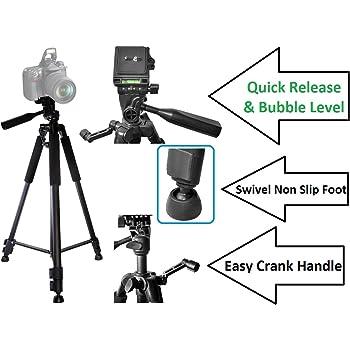 Strong 8″ Mini Flexible Tripod For Canon EOS M200 M100 M50 M6 Rebel SL3