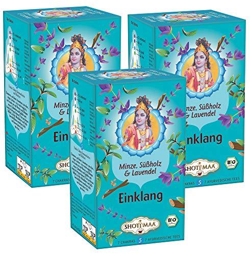 Hari Tea 3x Bio Einklang Teemischung, 96 g