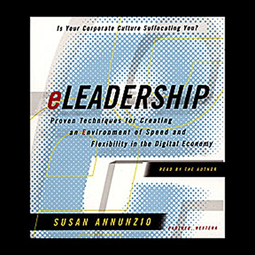 eLeadership audiobook cover art