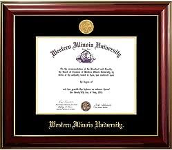 OCM Western Illinois University Classic Diploma Frame