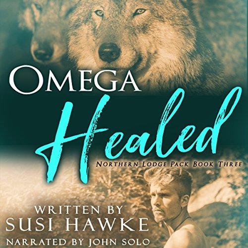 Omega Healed audiobook cover art