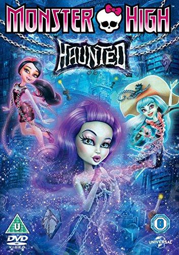 Monster High: Haunted [Edizione: Regno Unito] [DVD]