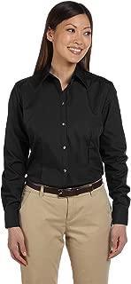 Van Heusen Ladies' Silky Poplin Shirt 13V0114