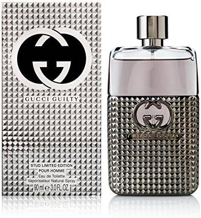 Gucci Perfume - Gucci Guilty Studs Pour Homme by Gucci - perfume for men - Eau de Toilette, 90ml
