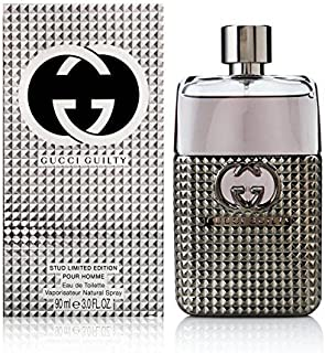 Gucci Perfume - Gucci Guilty Studs Pour Homme by Gucci - perfume for men - Eau de Toilette, 90ml