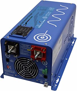 AIMS Power 2000 Watt 48 VDC Pure Sine Inverter Charger