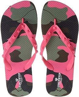 Grossartig 2020 Summer EVA Flip Flops Beach Flip Flops Sandals for Male Female (Color : ROSE, Size : 35-36)