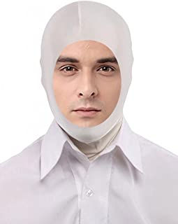 Unisex Lycra Spandex Zentai Hood Mask