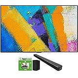 LG OLED77GXPUA 77-inch GX 4K Smart OLED TV with AI ThinQ (2020 Model) Bundle SN6Y 3.1 Channel High...
