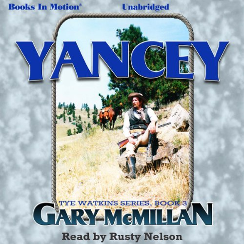 Yancey audiobook cover art
