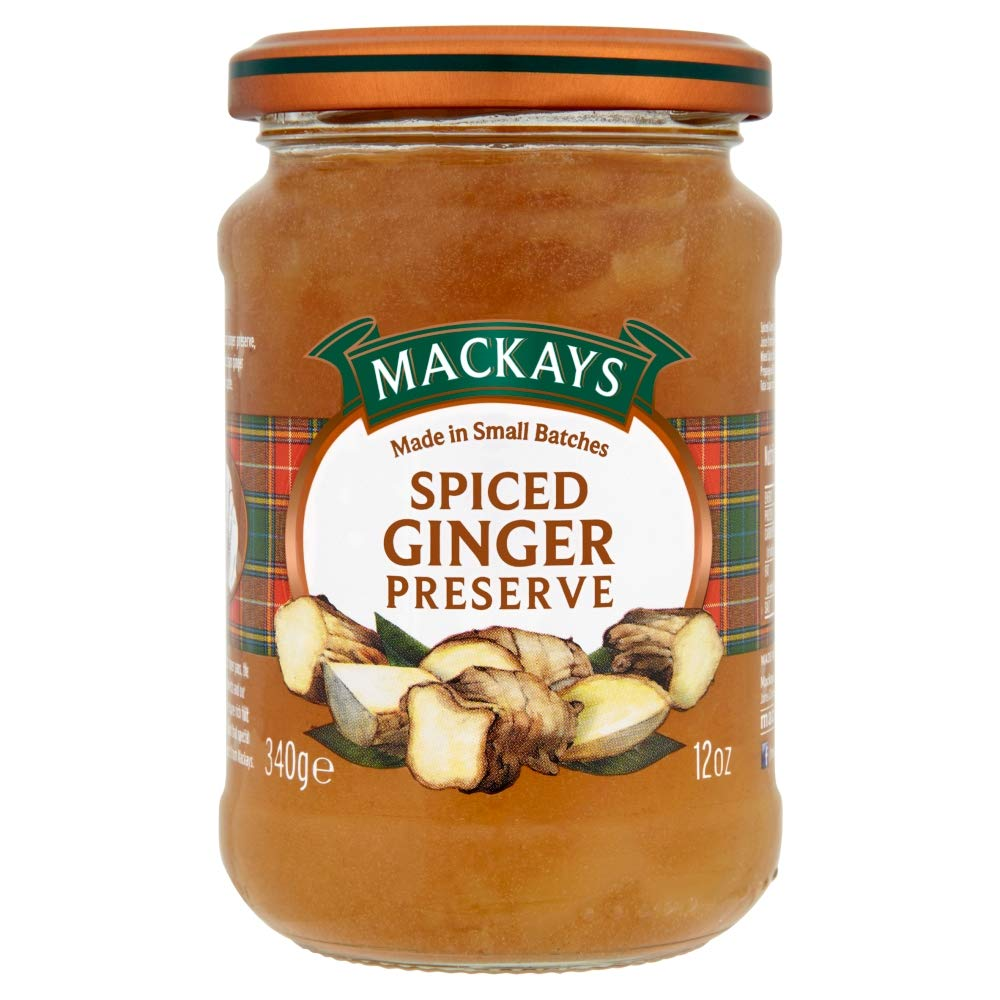 Mackays Max 41% OFF Ginger 25% OFF Preserve 12 Ounce