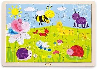 VIGA 24 pcs Puzzle(Park)