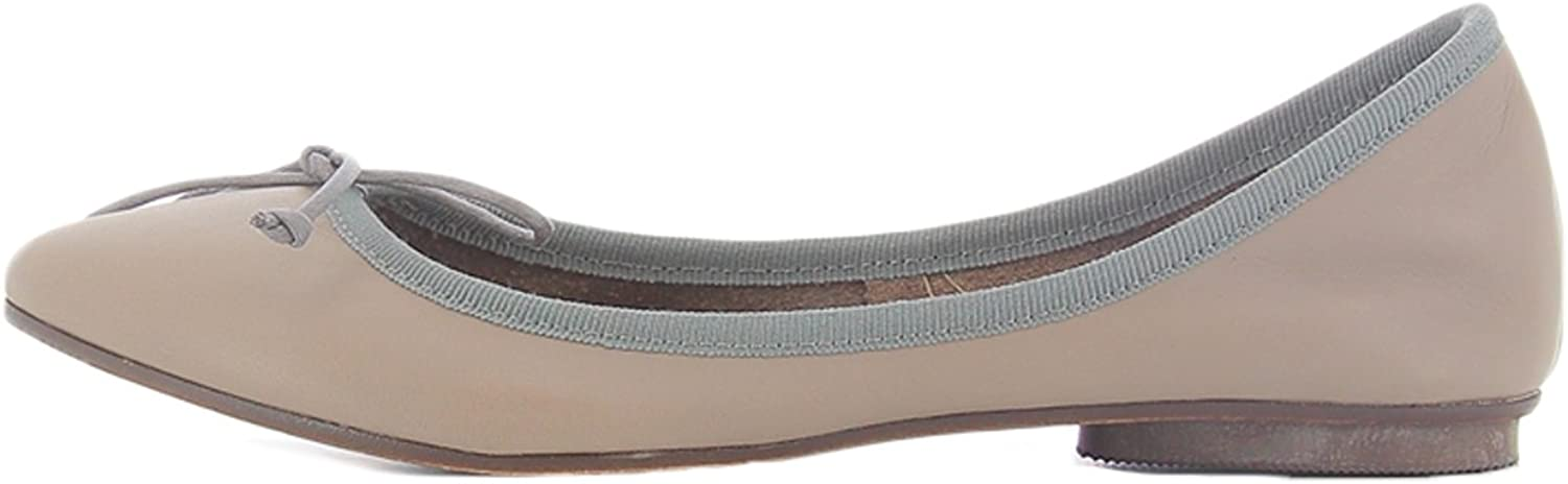 Penelope Leather Ballet Flats 36