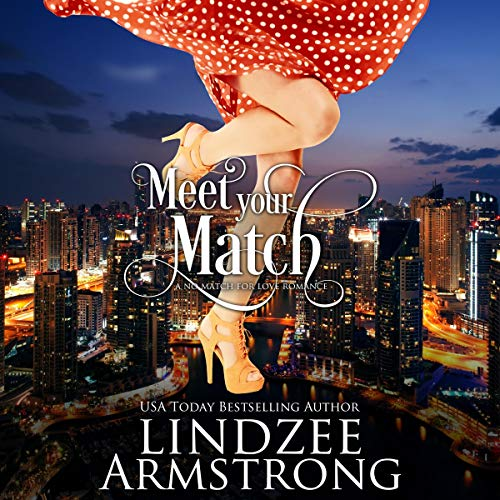 Meet Your Match audiobook cover art