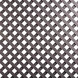 Celosia PVC 18mm 0.8x1.8 Marron
