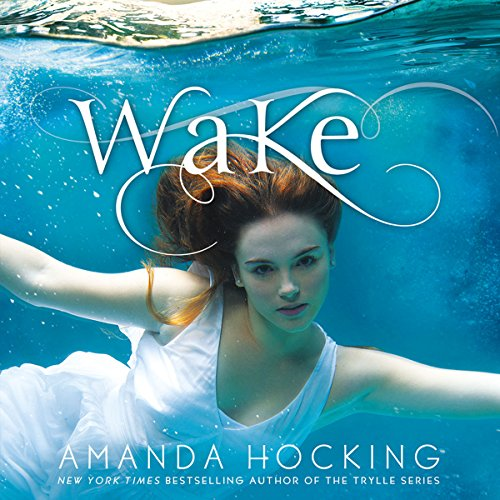 Wake Audiobook By Amanda Hocking cover art
