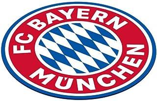 Amscan 9906510 - FC Bayern München Bierdeckel, Set mit 12 S