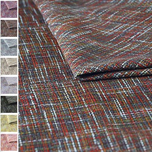 Pure Textilien Webstoff Strukturstoff Vinci - Möbelstoff Polsterstoff 0,5lfm 140cm breit - Muster 63