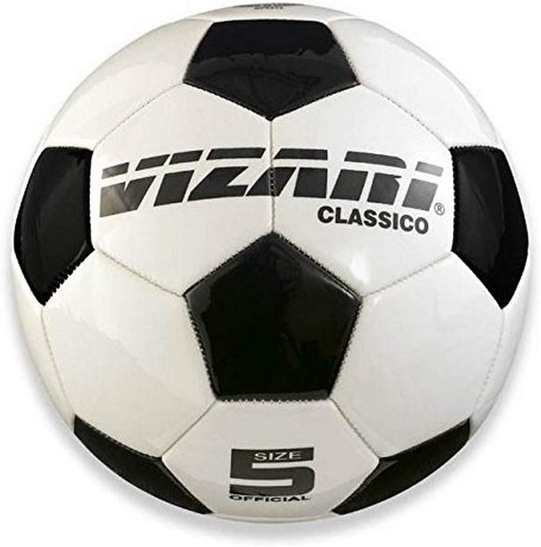 4 years warranty Vizari Classico Ball Free shipping anywhere in the nation Soccer
