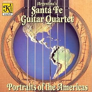 Las 4 Estaciones portenas (The Four Seasons): No. 1. Primavera Portena - No. 3. Otono Porteno (arr. for guitar quartet): No. 1. Primavera Portena