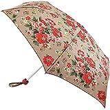 Cath Kidston Minilite paraguas plegable–invierno rosa avena